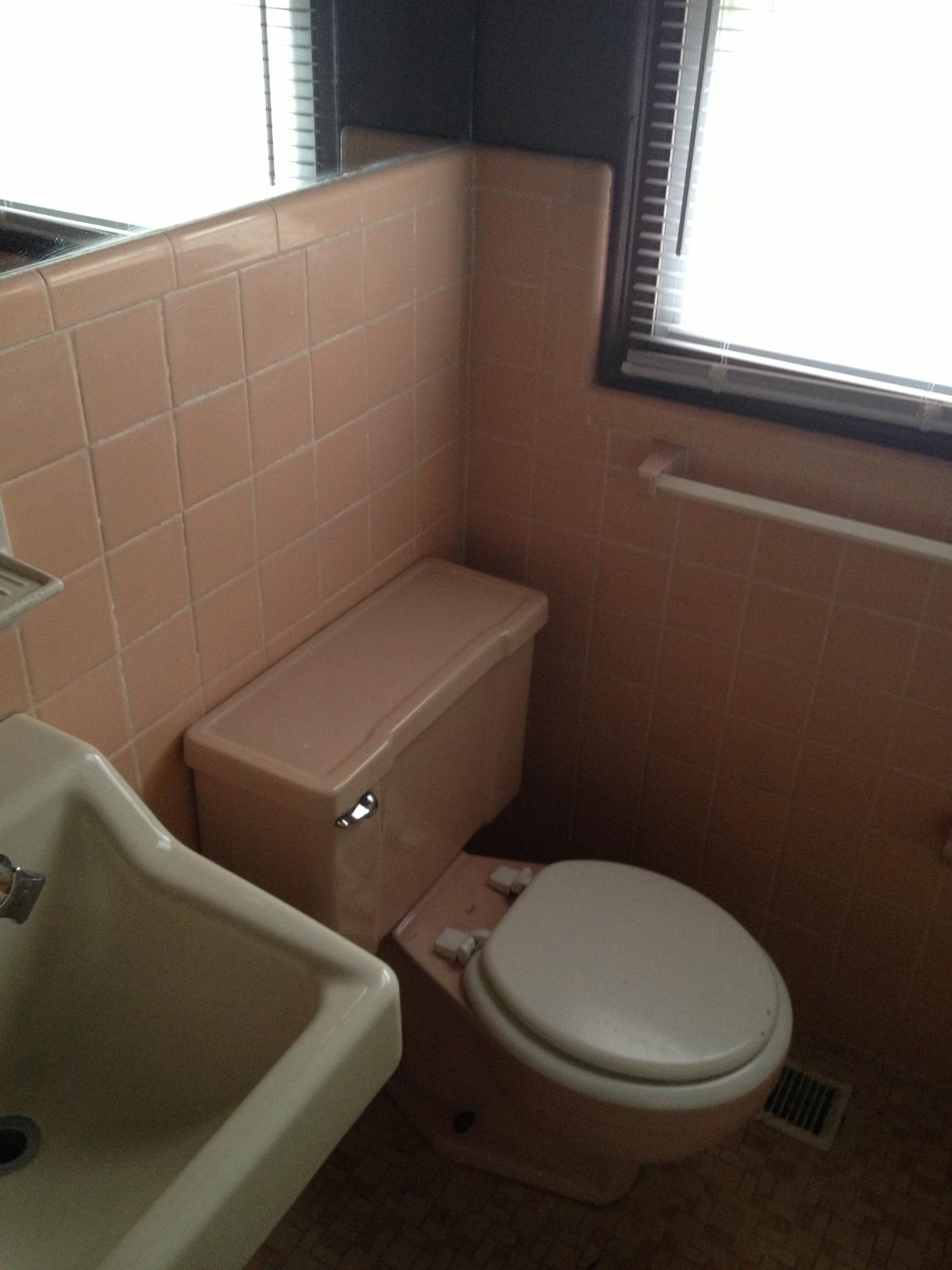 Moving Walls Pt. 3: Bathroom andLaundry