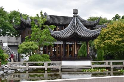 Moon Locking Pavilion